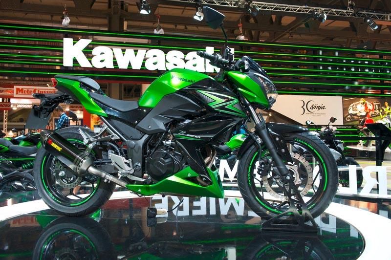 Kawasaki Bringt Kompressor Auf Die Strasse