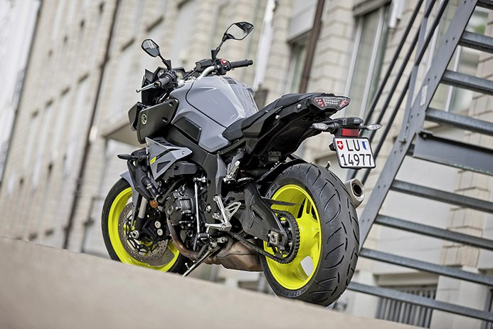 yamaha mt 10 t ff magazin. Black Bedroom Furniture Sets. Home Design Ideas