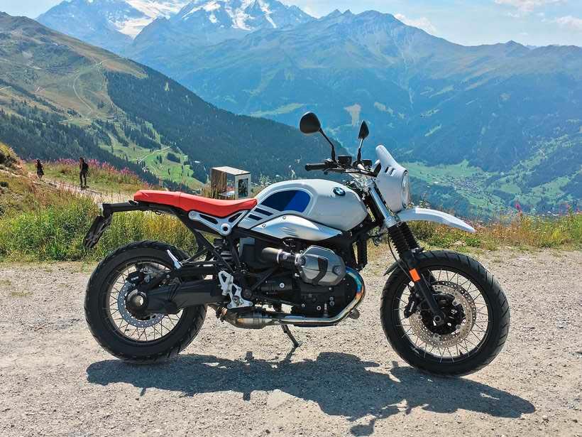 Bmw R Ninet Urban G S Moto Ch