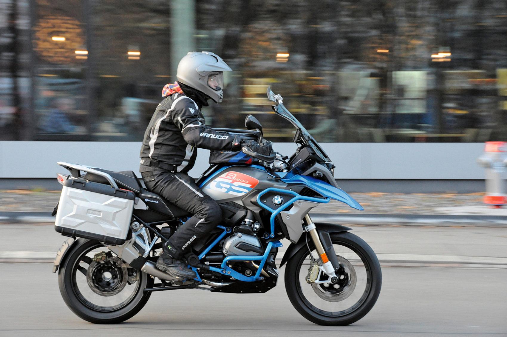 Wunderlich-Zubehör für die BMW R 1200 GS - TÖFF-MAGAZIN
