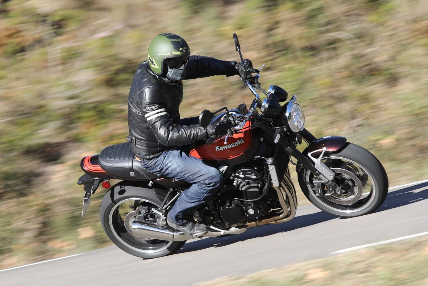 Test Kawasaki Z900RS - TÖFF-MAGAZIN