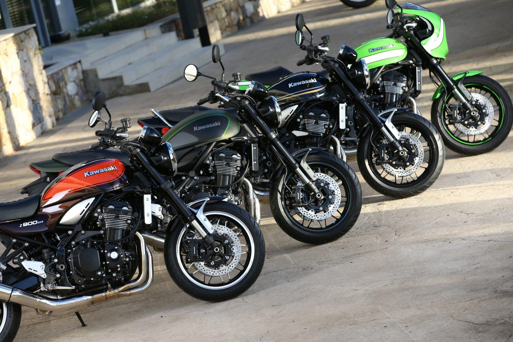 Test Kawasaki Z900RS