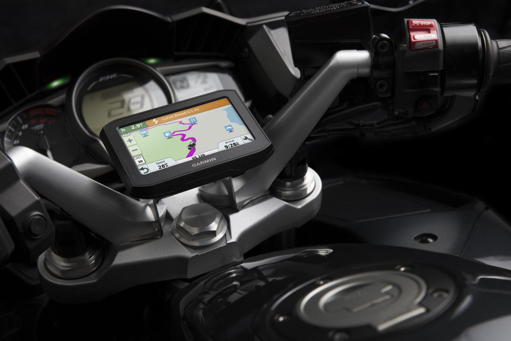 GPS-Tracks fürs Navi - moto ch