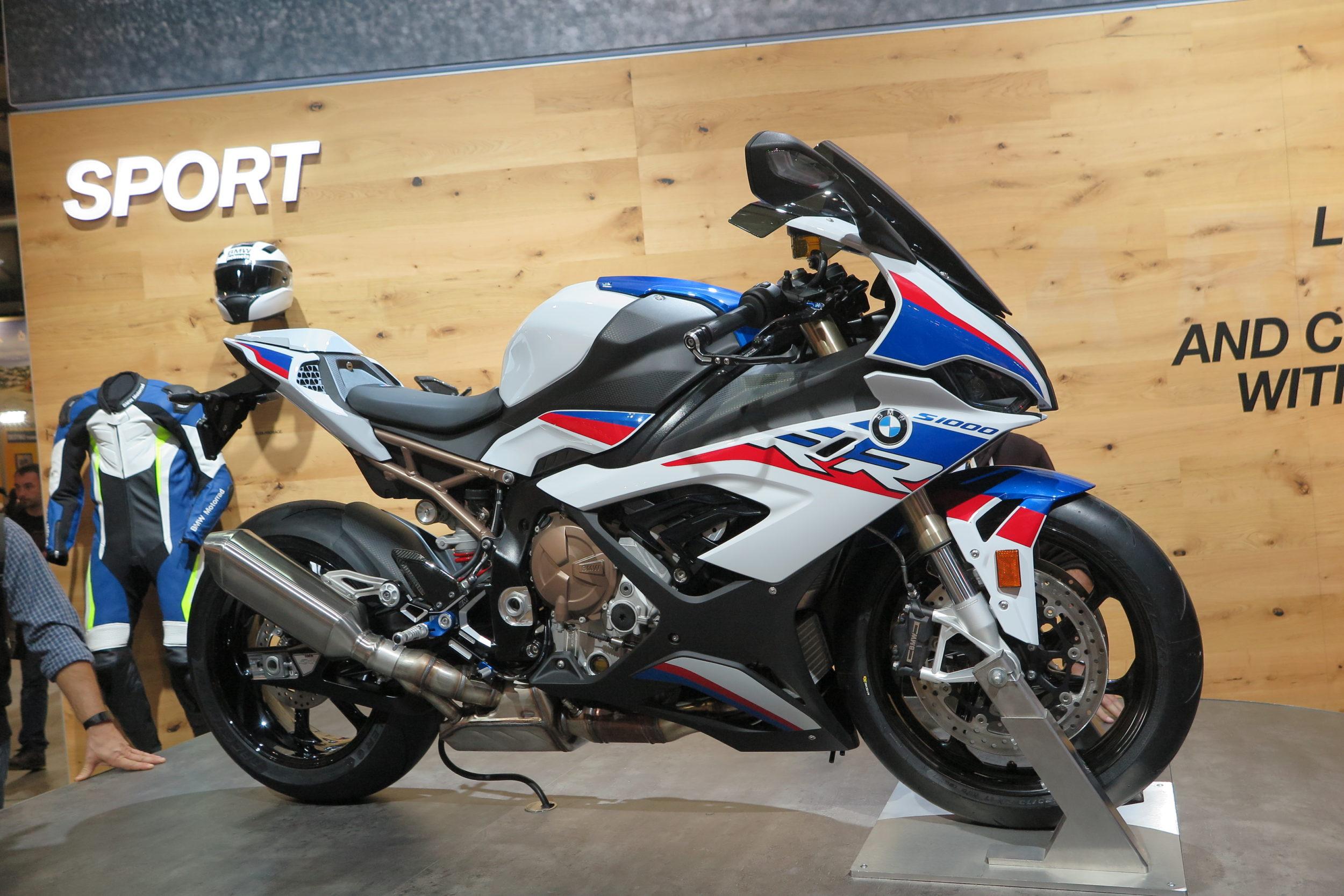 Bmw S 1000 Rr 2019 Moto Ch