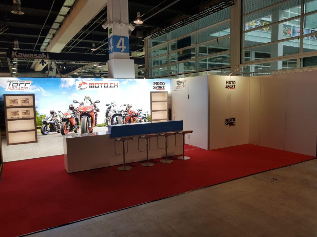 Honda A12 Service >> Besucht uns an der Swiss-Moto! - moto.ch