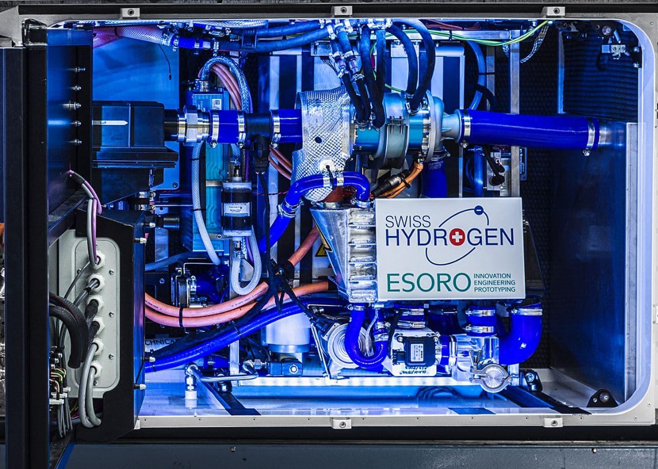 Moto.ch: Wasserstoff: Umsetzung in der Schweiz beginnt.